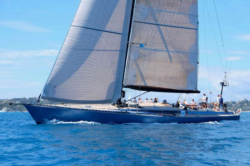 WALLY ONE Yacht Charter - Ritzy Charters
