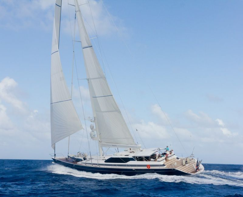 SEAQUELL Yacht Charter - Ritzy Charters