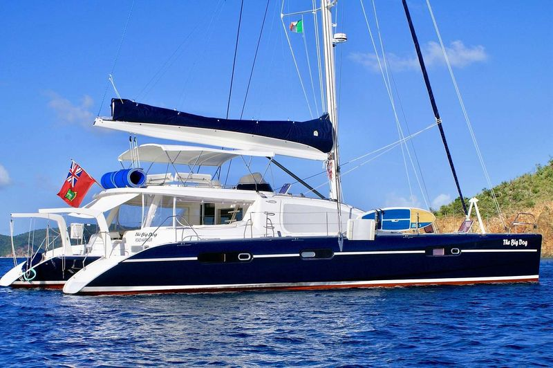 THE BIG DOG Yacht Charter - Ritzy Charters