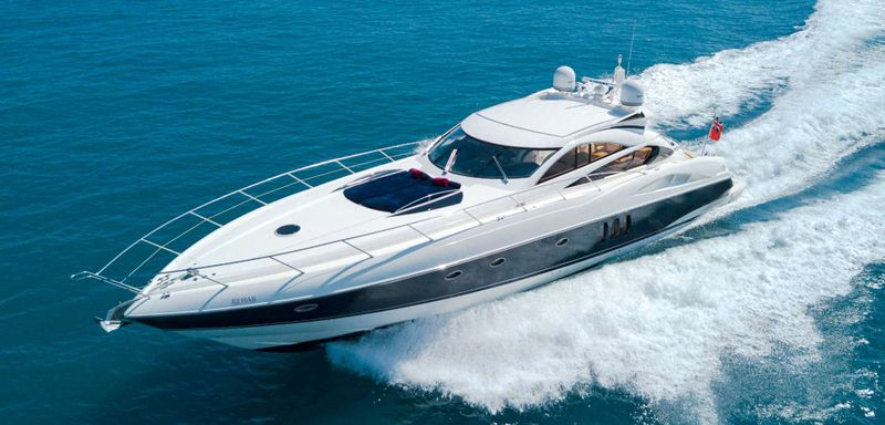 REHAB Yacht Charter - Ritzy Charters