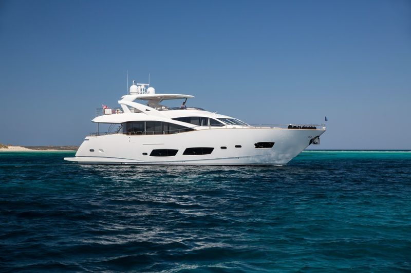 PLAY THE GAME Yacht Charter - Ritzy Charters