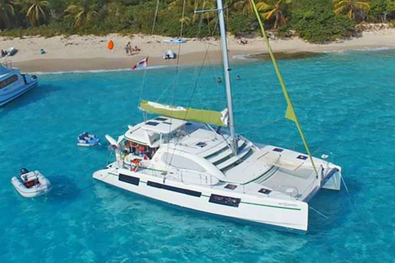 KNOT ANCHORED Yacht Charter - Ritzy Charters