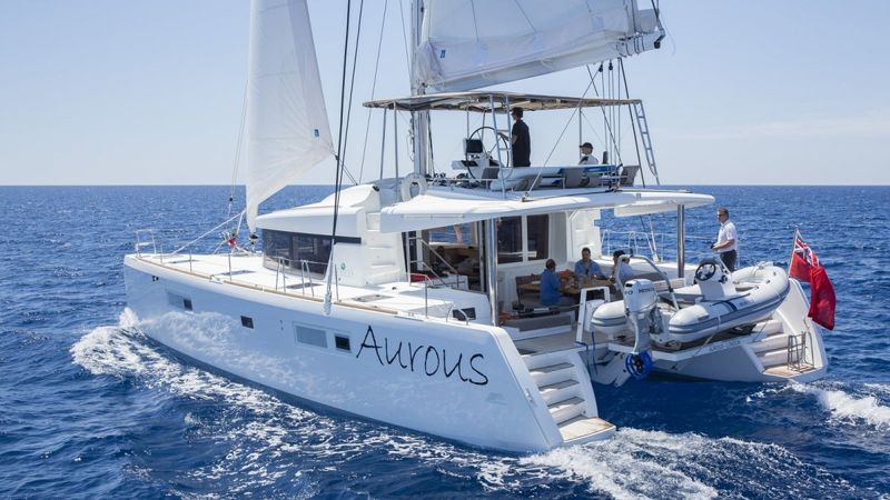 LAGOON 52 Yacht Charter - Ritzy Charters