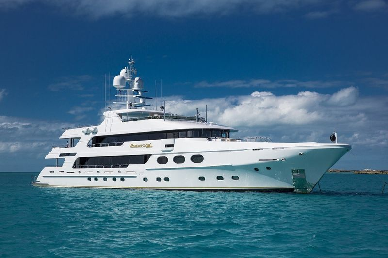 REMEMBER WHEN Yacht Charter - Ritzy Charters