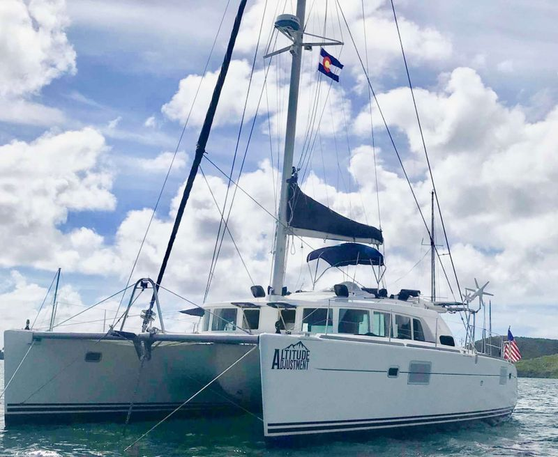 ALTITUDE ADJUSTMENT Yacht Charter - Ritzy Charters