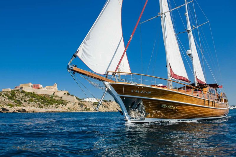 WHY NOT III Yacht Charter - Ritzy Charters