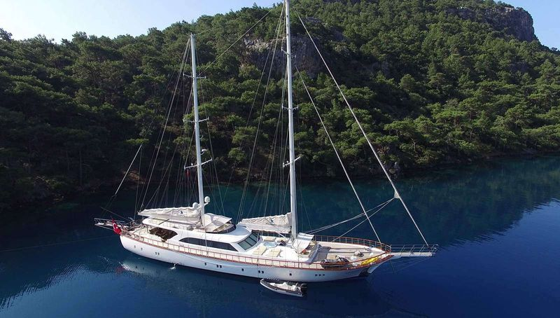 ALESSANDRO Yacht Charter - Ritzy Charters