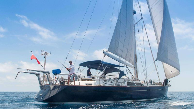 INDEPENDENCE OF HERM Yacht Charter - Ritzy Charters