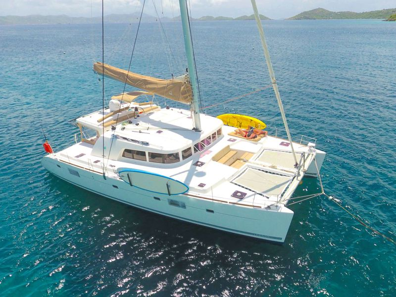 BETTER DAYS Yacht Charter - Ritzy Charters