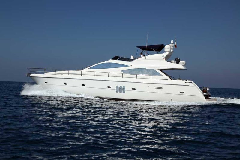 GABY Yacht Charter - Ritzy Charters