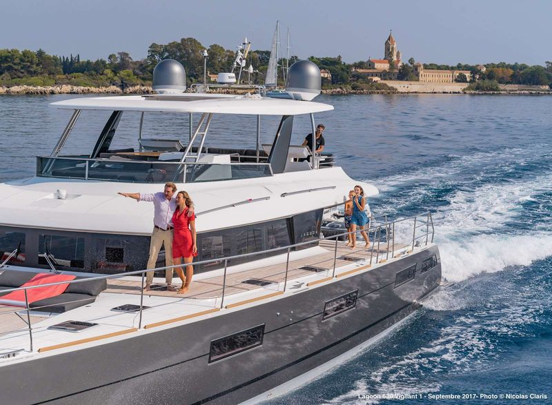 VIGILANT 1 Yacht Charter - Ritzy Charters