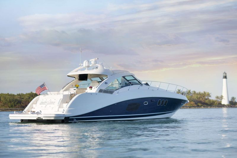Another Chance II Yacht Charter - Ritzy Charters