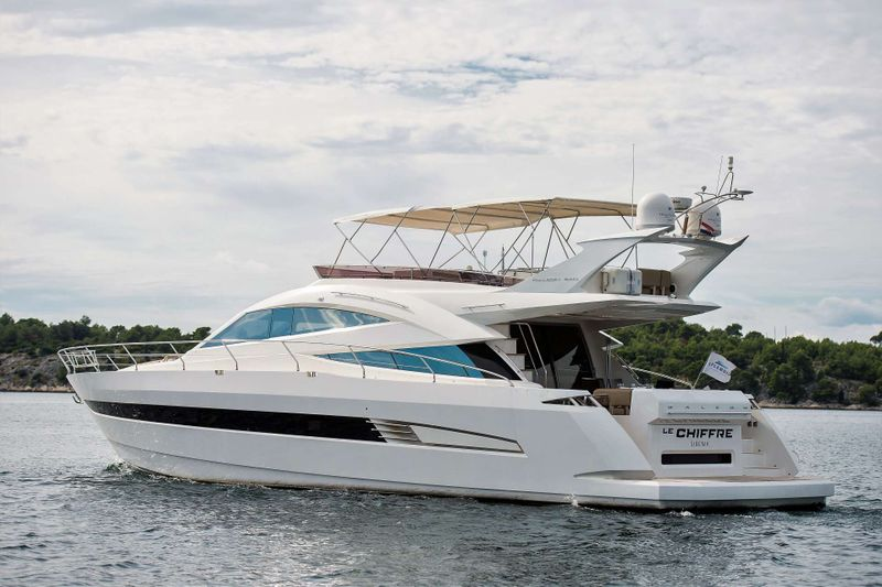 Le Chiffre Yacht Charter - Ritzy Charters
