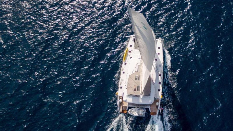 Bright Moon Yacht Charter - Ritzy Charters
