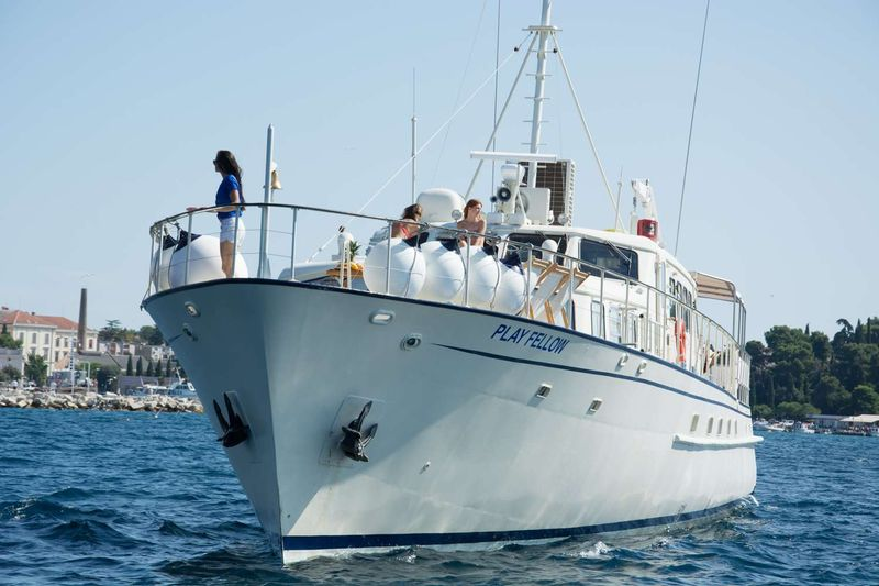 Play Fellow Yacht Charter - Ritzy Charters