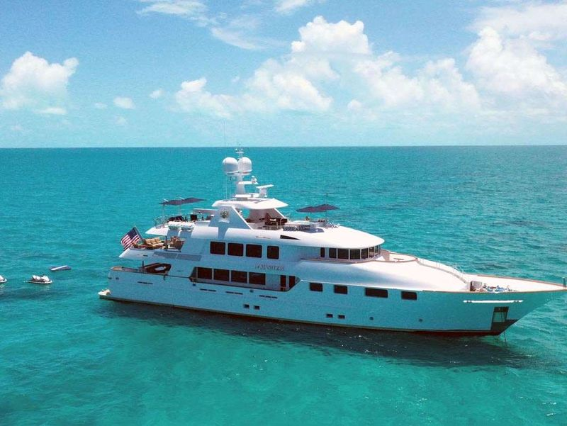 AQUASITION Yacht Charter - Ritzy Charters