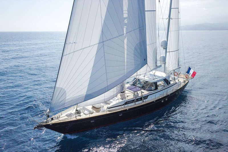 Persistence Yacht Charter - Ritzy Charters