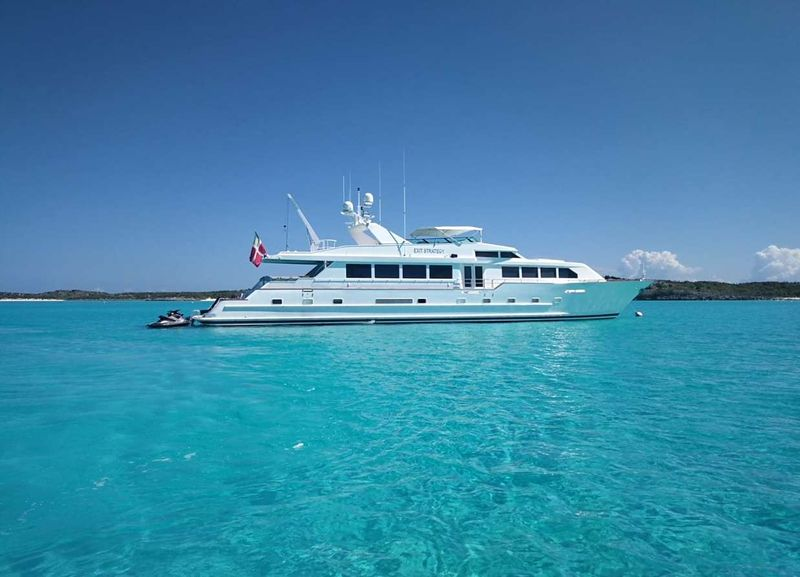 EXIT STRATEGY Yacht Charter - Ritzy Charters