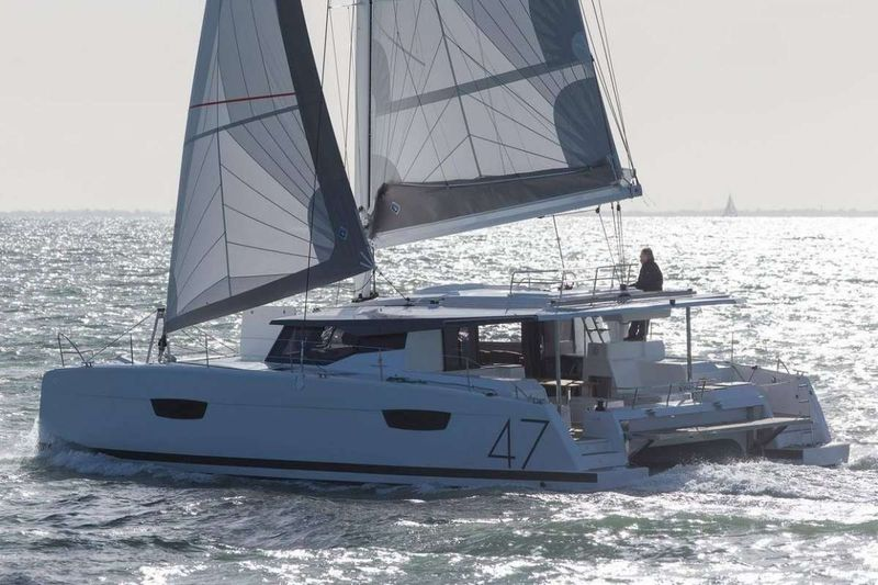 Tranquilo Yacht Charter - Ritzy Charters