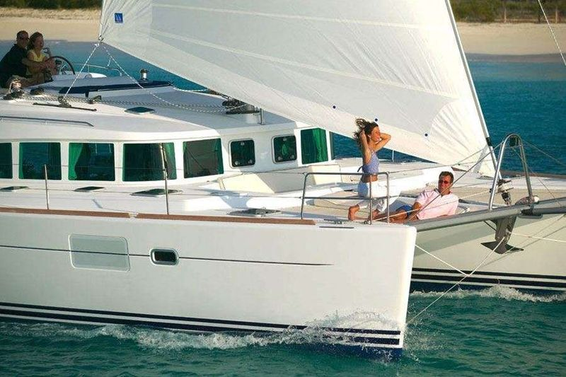 Rewind Yacht Charter - Ritzy Charters