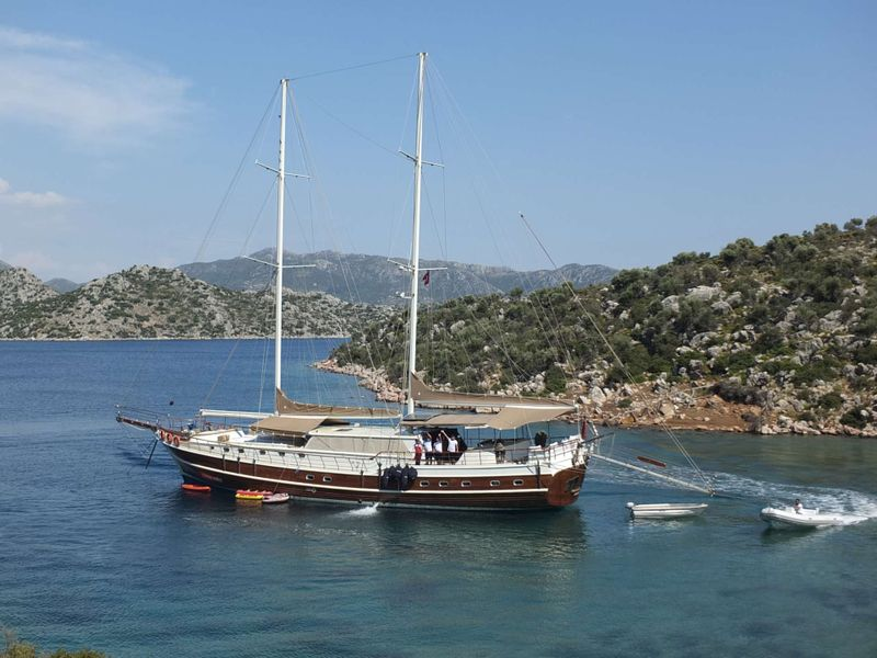 Prenses Bugce Yacht Charter - Ritzy Charters