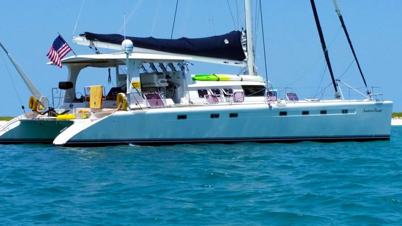 SOUTHERN PASSAGE Yacht Charter - Ritzy Charters