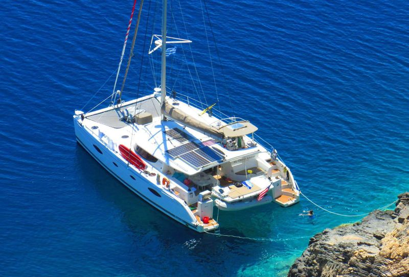 MY CHERIE AMOUR Yacht Charter - Ritzy Charters