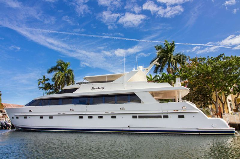 SANCTUARY Yacht Charter - Ritzy Charters