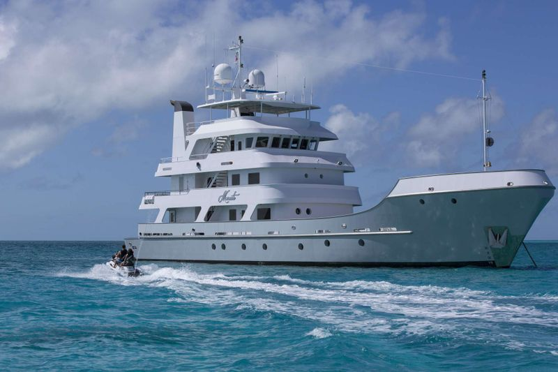 MARCATO Yacht Charter - Ritzy Charters