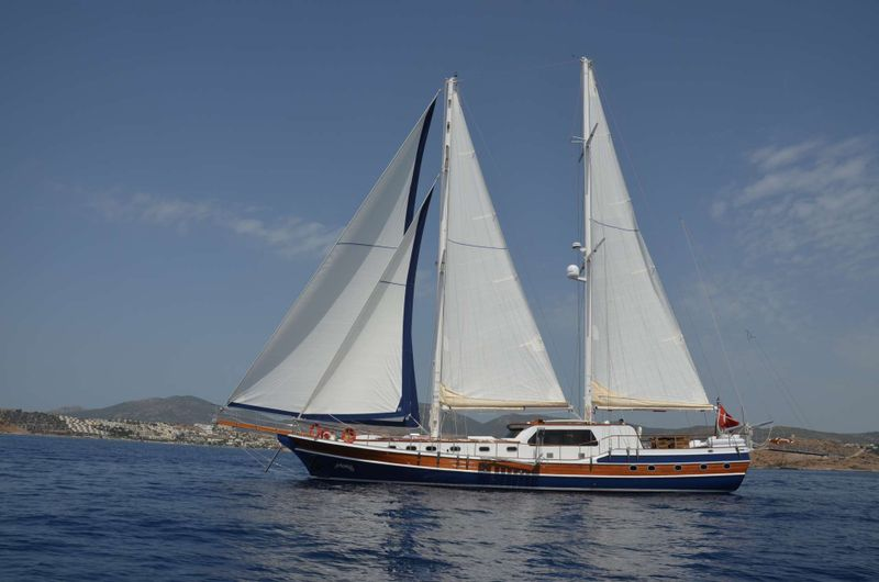 Artemis Yacht Charter - Ritzy Charters