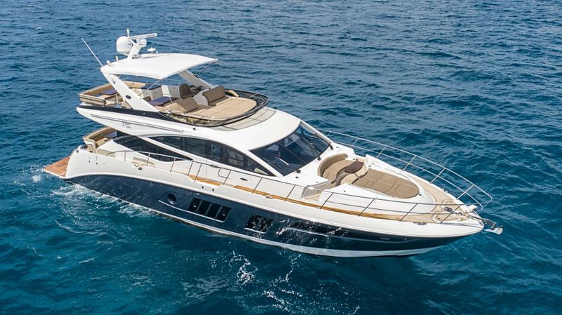 MR. GV Yacht Charter - Ritzy Charters