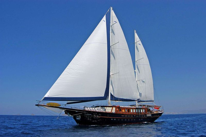 SEA DREAM Yacht Charter - Ritzy Charters