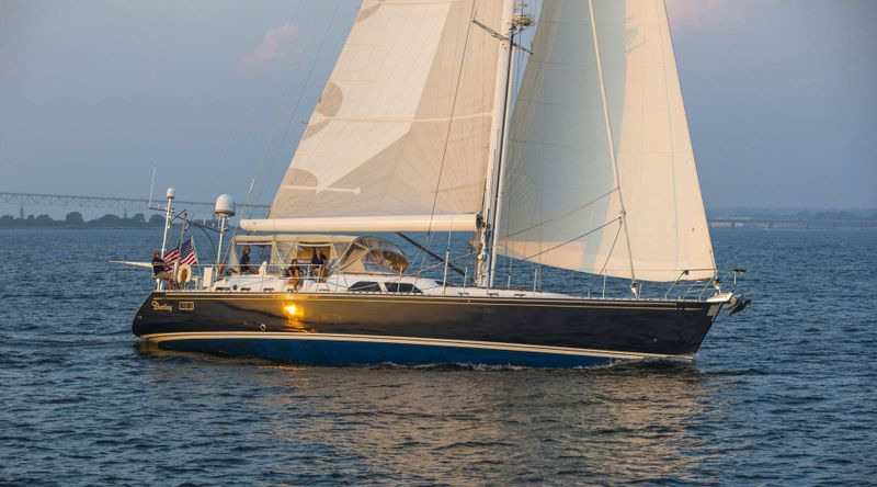 DESTINY Yacht Charter - Ritzy Charters