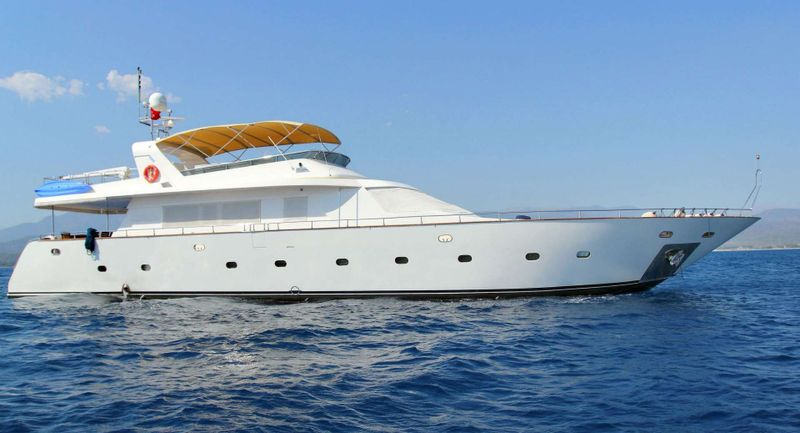PRINCESS SOPHIE Yacht Charter - Ritzy Charters