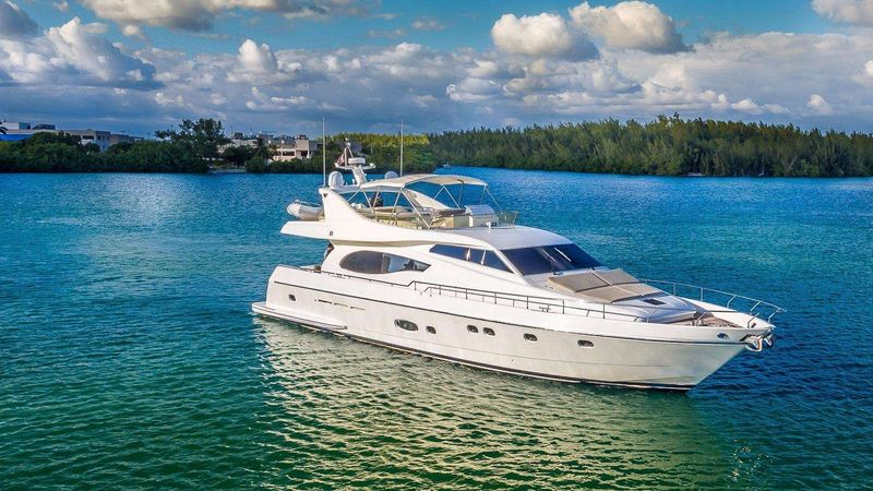 7 DAY WEEKEND Yacht Charter - Ritzy Charters