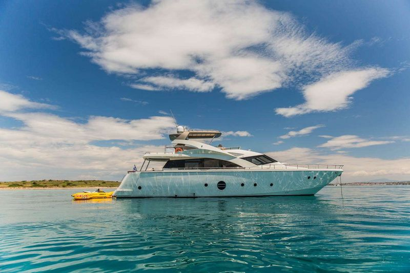 ULISSE Yacht Charter - Ritzy Charters