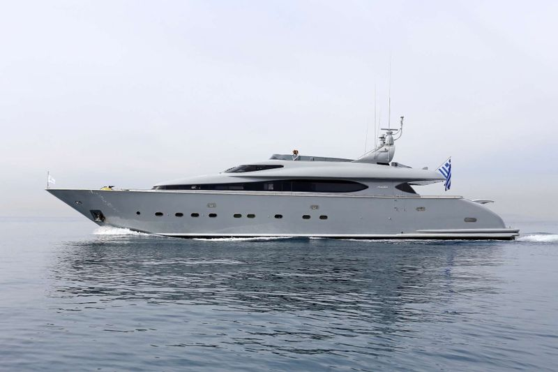IF Yacht Charter - Ritzy Charters