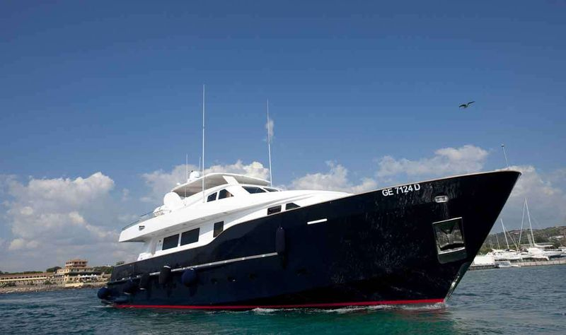 WOLF TWO Yacht Charter - Ritzy Charters