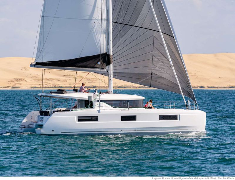 ALICE Yacht Charter - Ritzy Charters