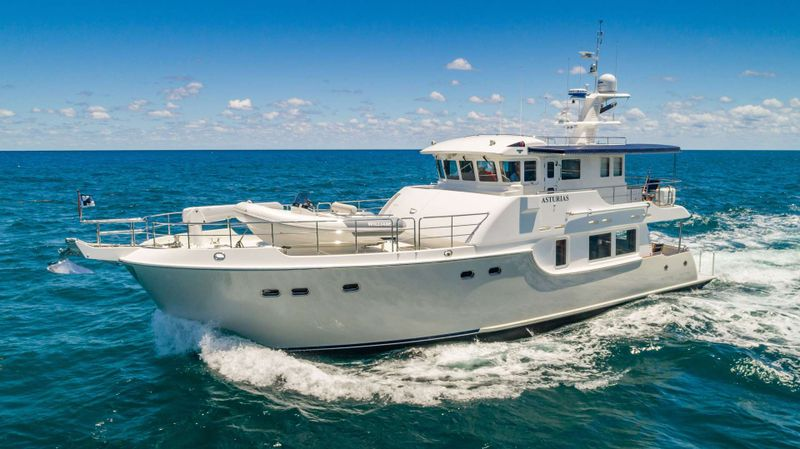 ASTURIAS Yacht Charter - Ritzy Charters