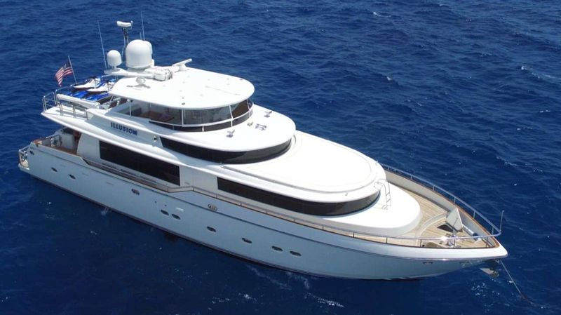 ILLUSION Yacht Charter - Ritzy Charters