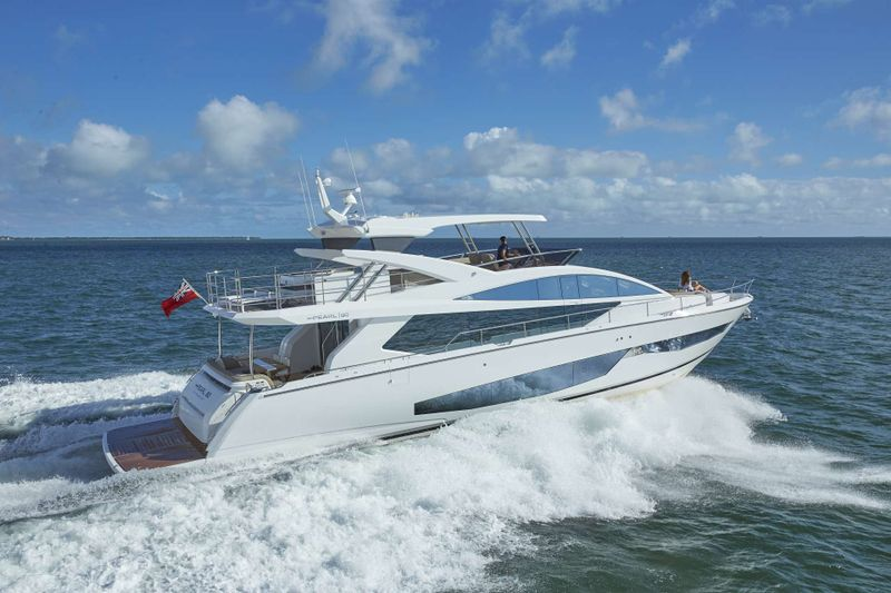 Pearl Yacht Charter - Ritzy Charters