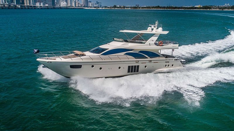 OWN THE NIGHT Yacht Charter - Ritzy Charters