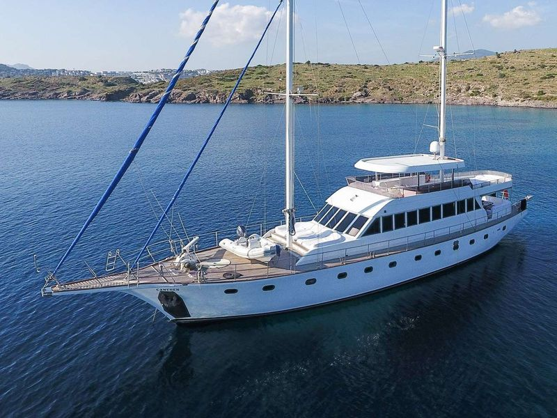 CANEREN Yacht Charter - Ritzy Charters