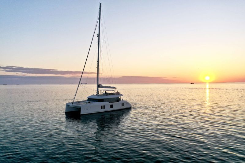 OCEAN VIBES Yacht Charter - Ritzy Charters