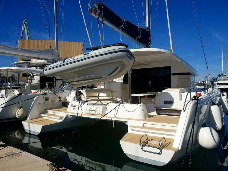 Bright Sky Yacht Charter - Ritzy Charters
