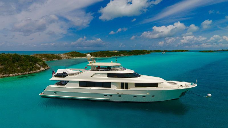 GOOD TIMES Yacht Charter - Ritzy Charters