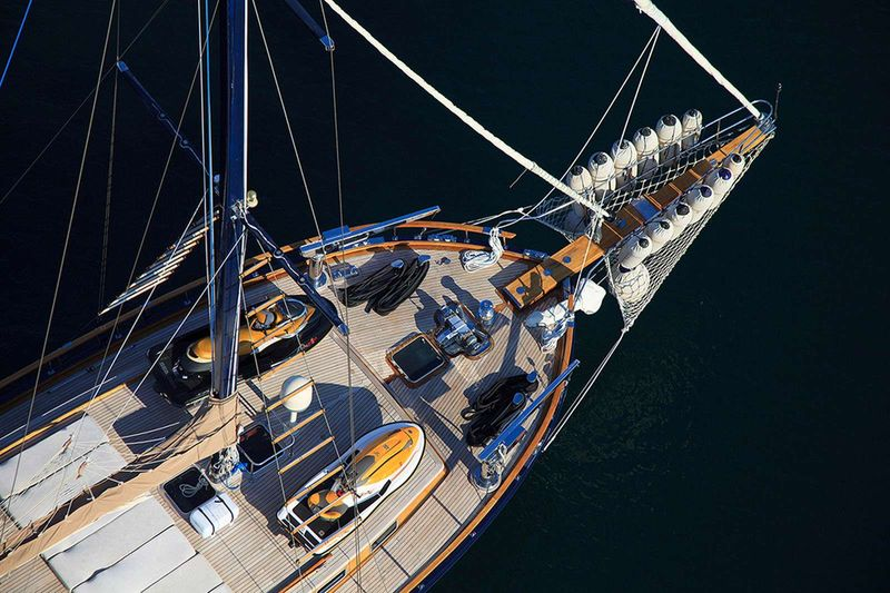 Pacha Yacht Charter - Ritzy Charters