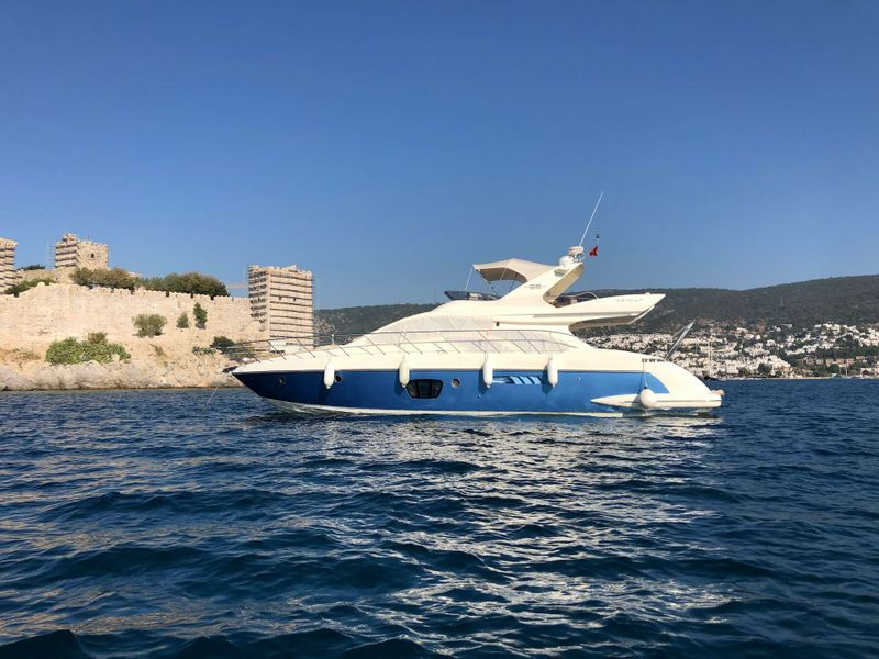 COSMOS Yacht Charter - Ritzy Charters