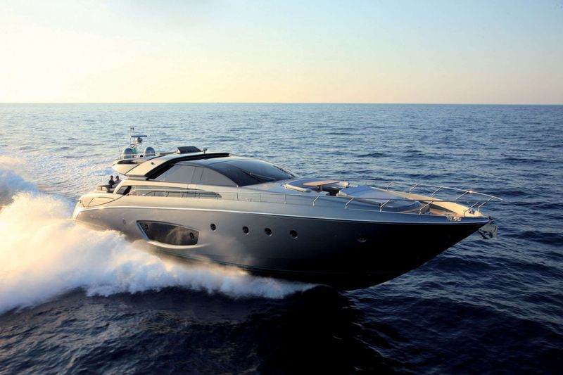 LADY F1 Yacht Charter - Ritzy Charters